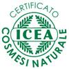 Certificado ICEA cosmética natural