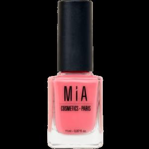Esmalte de uñas Dahlia Blossom. Mía Cosmetics